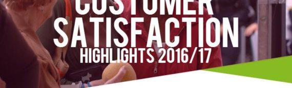 Customer Satisfaction Report 2016/17