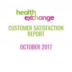 Customer Satisfaction Report - October 2017